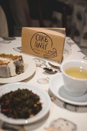 Servizio Al Tavolo.Cake Away Dolci Da Asporto E Servizio Al Tavolo Picture