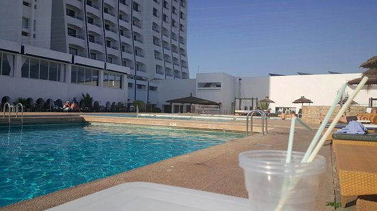 Anezi Tower Hotel: Piscine !