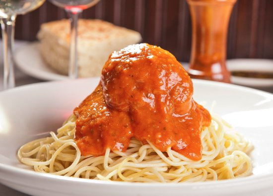 Flowood, MS: Spaghetti & meatball