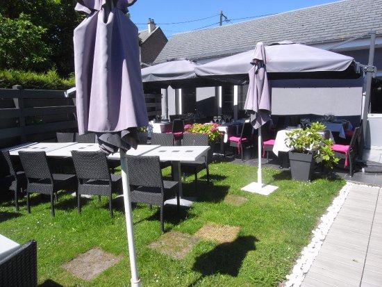 Quincampoix, Francia: Plein été