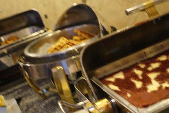 Hotel Honduras Maya: Breakfast Buffet