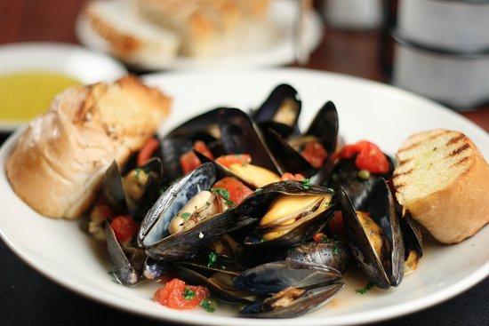 Flowood, MS: Mussels