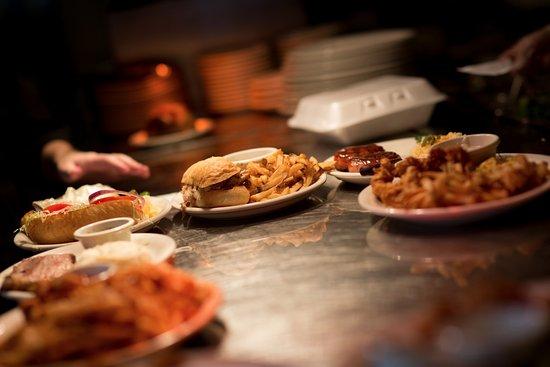 Springdale, AR: Diverse menu made fresh to order.