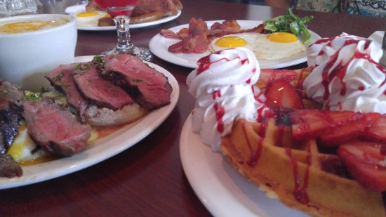 Artisan Downtown: Great Weekend Breakfast, Brunch or Dinner