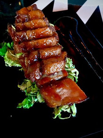 Char Siu Pork Belly - Picture of The Chemist -Craft