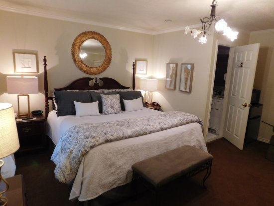 Rockdale, TX: Single King Room