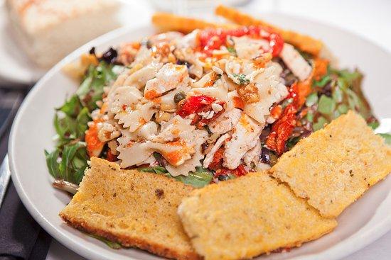 Brentwood, TN: Mediterranean Salad