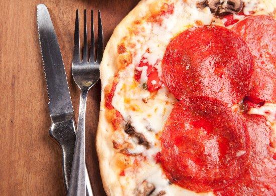 Brentwood, Τενεσί: Pepperoni Pizza