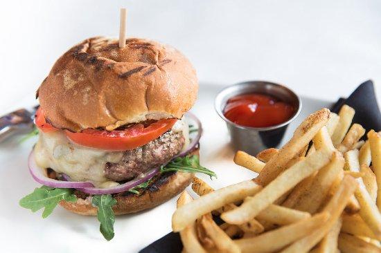 Amerigo Italian Restaurant Bear Creek Farm Burger