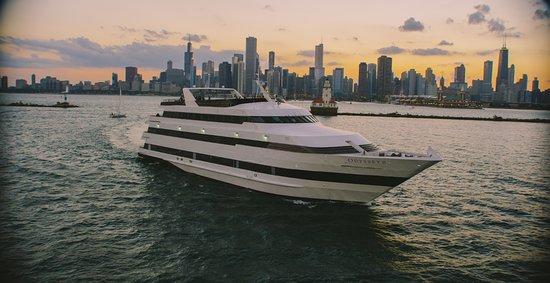 Odyssey Cruises Chicago Near North Side Restaurant