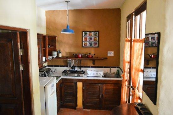 Playa Grande, Costa Rica: Superior Villa kitchen