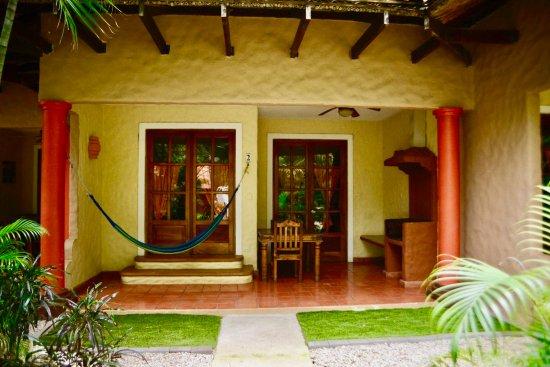 Playa Grande, Costa Rica: Superior Villa terrace