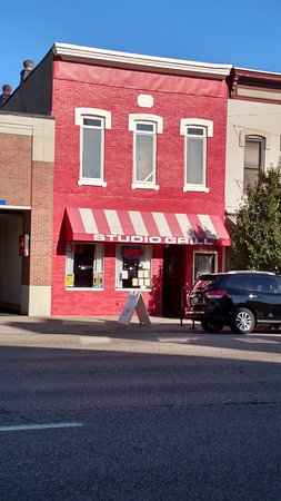 Kalamazoo, MI: The Studio Grill