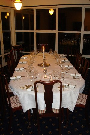 Ratanui Lodge Restaurant : Private Dining Room