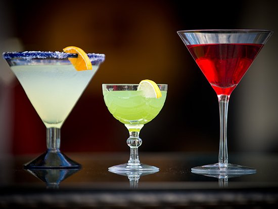 Ratanui Lodge Restaurant: Cocktails
