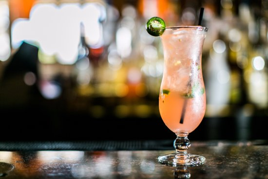 Harvey Cedars, NJ: Seasonal specialty cocktails
