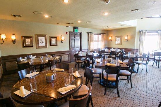 Harvey Cedars, Nueva Jersey: Upstairs dining room