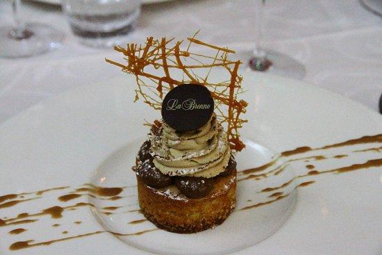Neuille-le-Lierre, Frankrijk: dessert