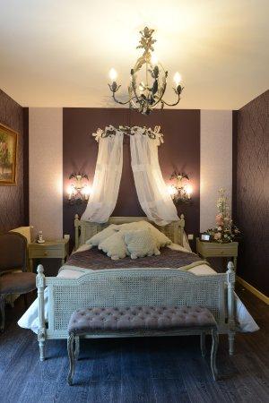 Neuille-le-Lierre, Frankrijk: chambre d'hotel