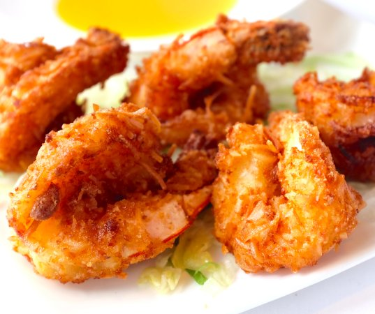 Lakeville, MN: Jumbo Coconut Shrimp