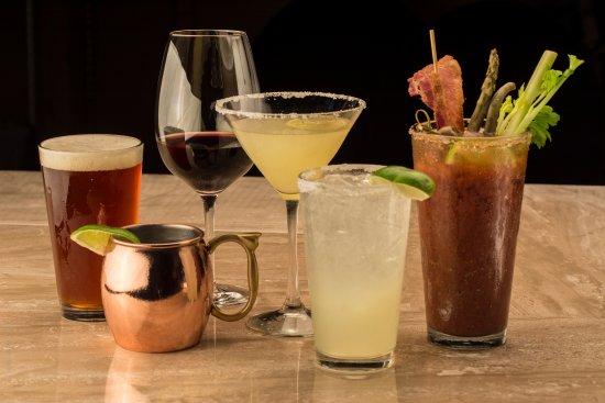 Chico, Californië: 18 Taps, Wine on Flights, Hard Cider, Craft Cocktails