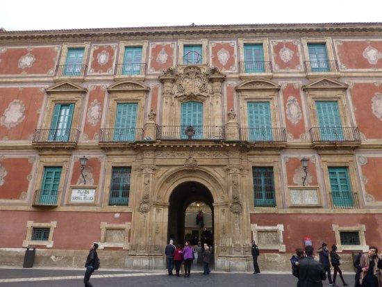 Провинция Валенсия, Испания: Palacio Episcopal - fachada