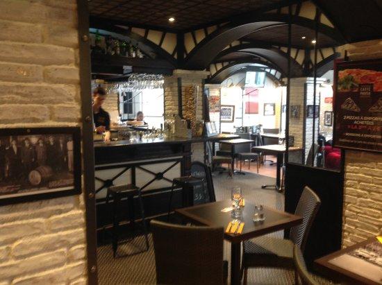 Saint Herblain, France: Restaurant