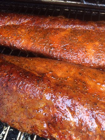 Wheelersburg, OH: Memphis Ribs from Taste of Tennessee Class