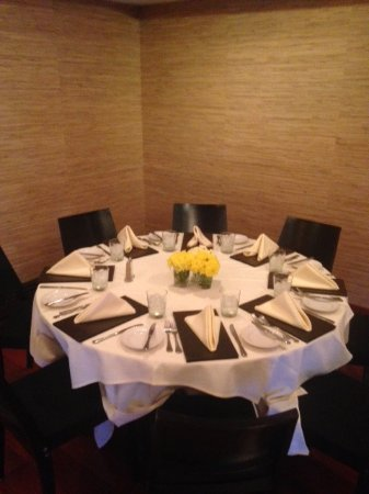 Basking Ridge, NJ: Private dining