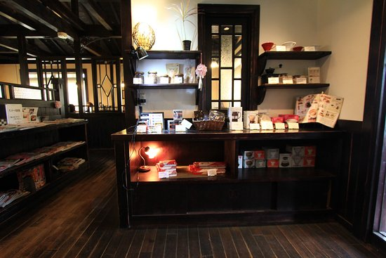 Anjo, Giappone: 店内の様子