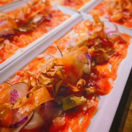 Langley, WA: Cured Salmon Gravlax