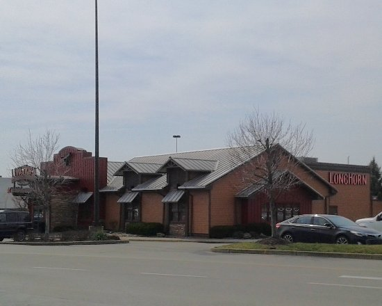 Longhorn Steakhouse, St. Clairsville, OH