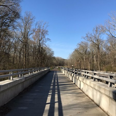 Ridgeland, MS: Multi-use,(non-motorized) trail which goes for several miles. Can be accessed across the street.