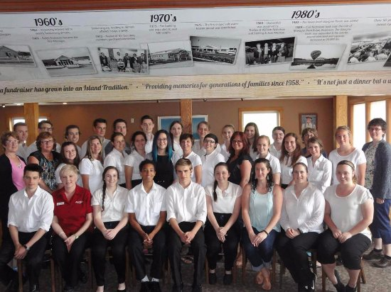 New Glasgow, Kanada: Dining Room Staff 2016