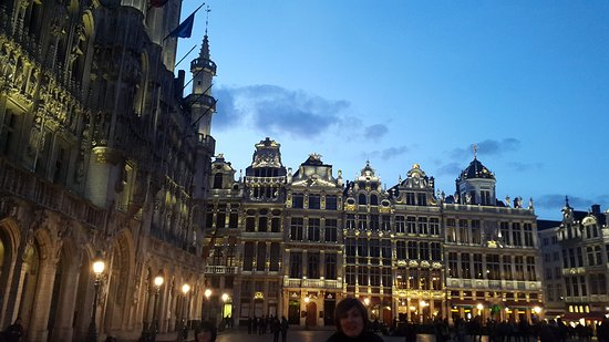 Photo of Historic Site Grand Place at Brussels 1000, Belgium