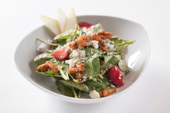 Lehi, UT: Spinach Salad