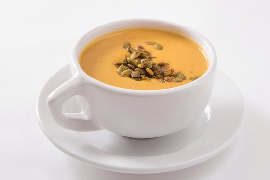 Lehi, UT: Seasonal Butternut Squash Soup