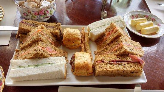 Inverurie, UK: food