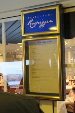 Grisslehamn, Sweden: Restaurang Rospiggen