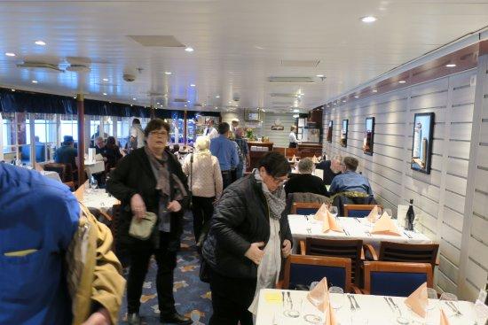 Grisslehamn, Zweden: A la carte restaurangen