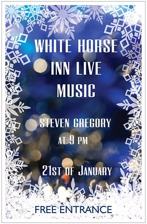 Bampton, UK: Live music