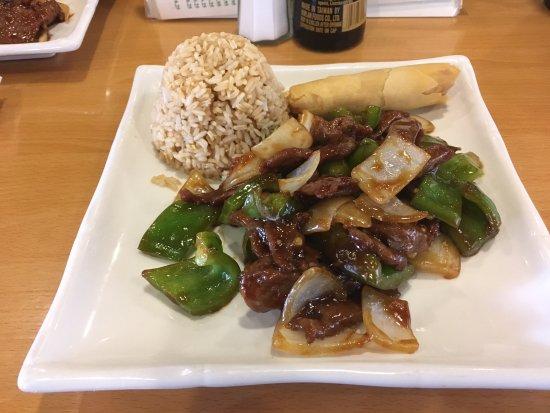 Keller, TX: Pepper Steak