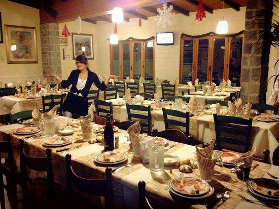 Riolunato, Italy: cucina tradizionale emiliana e pizzeria