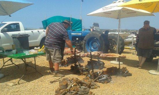 Witsand, Sudafrica: Lekker man!