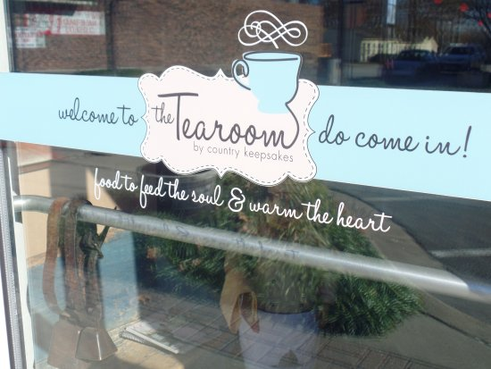Belton, MO: Welcome to the Tearoom