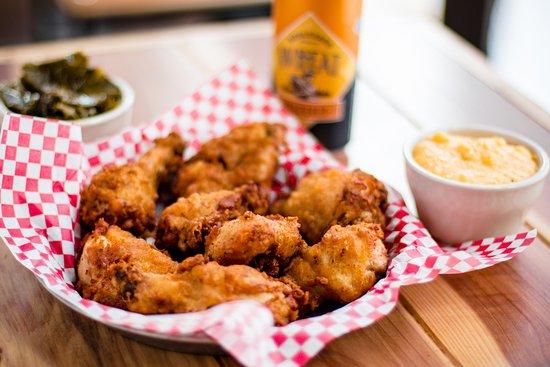 Champaign, Ιλινόις: Full Bird Fried
