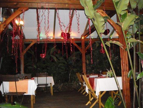 Le Carbet, Martinique: Saint Valentin