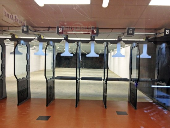 DFW Gun Range and Academy