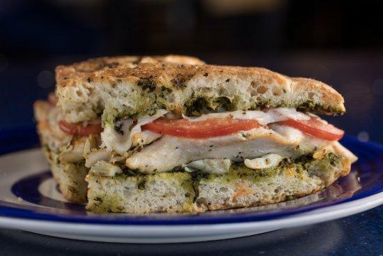 Beyond Bread: Pauly's Pesto