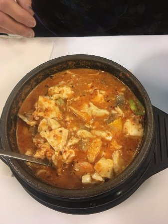 Provo, UT: The soup, I forget what it's called, but doesn't come recommended